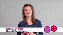 Emily Hegg is inBalance