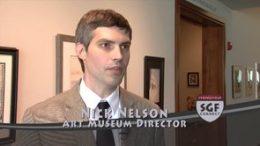 New Art Museum Director