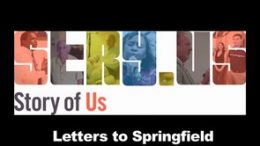 Letters To Springfield