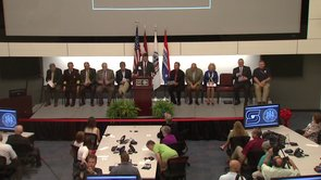 Springfield-Greene County Public Safety Center Grand Opening
