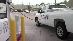 Springfield Missouri Dedicates Their New CNG Station