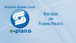 ePlans Planning Training