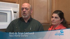 Community Land Trust offers Springfield family a place to call home.