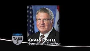 Take 5 with Craig Fishel