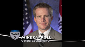 Take 5 with Mike Carroll