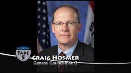 Take 5 with Craig Hosmer