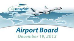 Airport Board – December 19, 2013