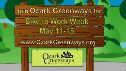 Bike to Work Week 2015