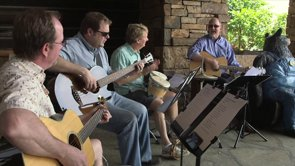 Spring Ring at Bass Pro with Roots & Fifths