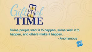 Gift of Time 2014 Awards Presentation