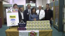 Springfield Fire Department receives smoke alarm donation