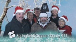 Springfield/Greene County Emergency 911 Holiday Greeting