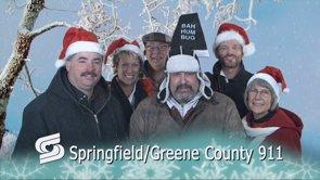 Springfield/Greene County Emergency 911 Holiday Greeting