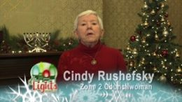 Councilwoman Cindy Rushefsky Holiday Greeting