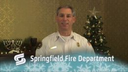 The Springfield Fire Dept. Holiday Greeting