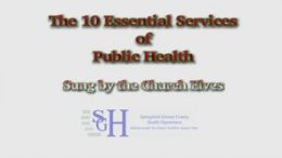 The 10 Essential Services of Public Health