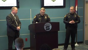 Police News Briefing-Shooting of Springfield Officer