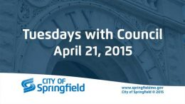 Special Council Meeting – Tuesday April 21, 2015