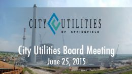 City Utilities Board – June 25, 2015