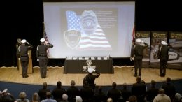 SPD recognizes promotions and honors award recipients