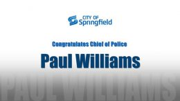 Missouri Police Chief of the Year – Paul Williams