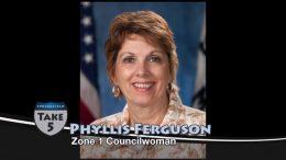 Take 5 with Phyllis Ferguson