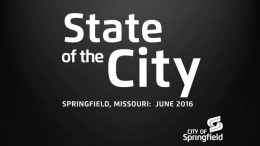 State of the City – 2016