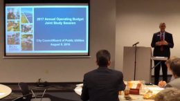 JOINT STUDY SESSION OF THE CITY COUNCIL AND THE BOARD OF PUBLIC UTILITIES