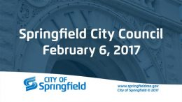City Council Meeting – February 6, 2017