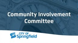 COMMUNITY INVOLVEMENT COMMITTEE – June 6, 2017