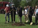 Springfield Fire Department breaks ground on new training tower