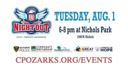 National Night Out – 2017