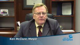 Mayor Ken McClure's Video Message
