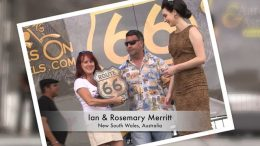 Ian & Rosemary Merritt, New South Wales, Australia