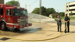 Springfield Fire Department puts new rescue truck into service