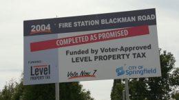 2017 Level Property Tax