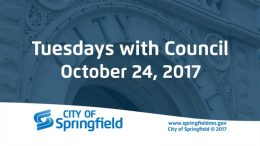 Tuesdays with Council – October 24, 2017