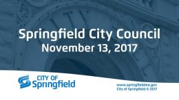 City Council Meeting – November 13, 2017