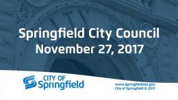 City Council Meeting – November 27, 2017