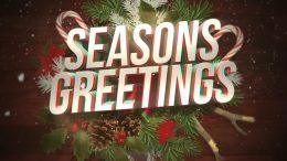 Mayor Ken McClure's Video Christmas Card
