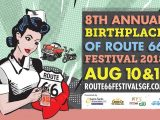 2018 Birthplace of Route 66 Festival entertainment announced