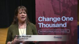 Change One Thousand Graduation