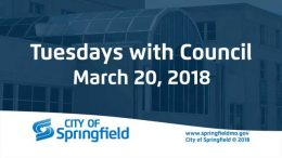 Tuesdays with Council – March 20, 2018