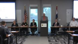 City of Springfield, Greene County and Healthy Living Alliance Leadership Press Conference