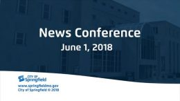 News Conference – June 1, 2018