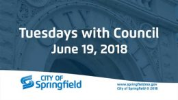 Tuesdays with Council – June 19, 2018