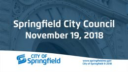City Council Meeting – November 19, 2018