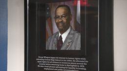 Dedication of Former Councilman Denny Whayne