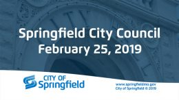 City Council Meeting – February 25, 2019