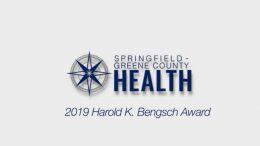 2019 Bengsch Award